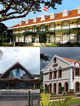 Les institutions de la Polynésie française