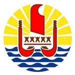 La Présidence de la Polynésie française Logo