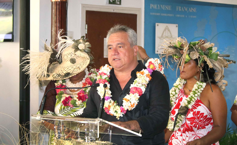 le chapeau aux australes culture polynesienne